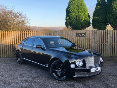 Bentley Mulsanne Saloon 6.75 4dr