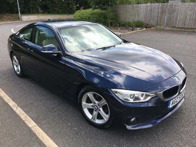 BMW 4 Series Coupe 2.0 418d SE 2dr