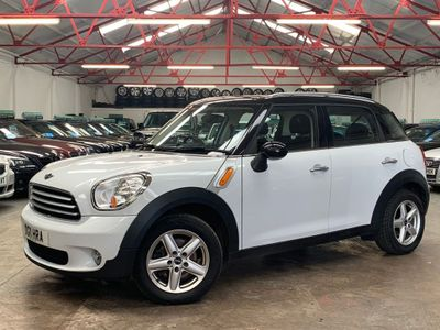 MINI Countryman Hatchback 1.6 Cooper (Pepper) 5dr