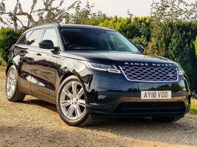 Land Rover Range Rover Velar SUV 3.0 D300 SE Auto 4WD (s/s) 5dr