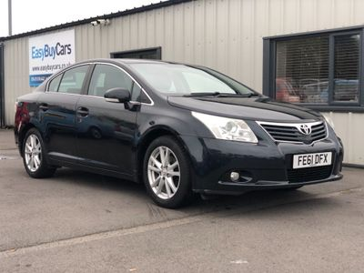 Toyota Avensis Saloon 1.8 TR M-Drive S 4dr