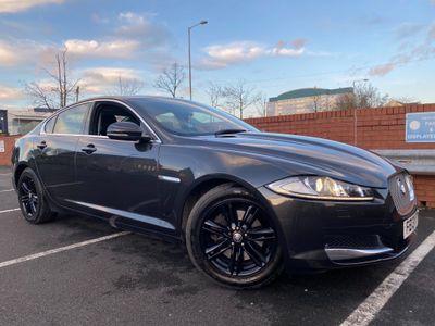 Jaguar XF Saloon 3.0 TD V6 Luxury (s/s) 4dr