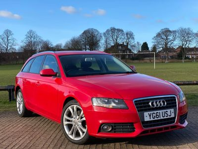 Audi A4 Avant Estate 2.0 TDI Multitronic 5dr