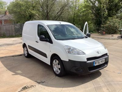 Peugeot Partner Panel Van 1.6 HDi S L1 850 4dr