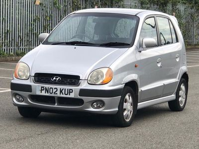 Hyundai Amica Hatchback 1.0 GSi 5dr