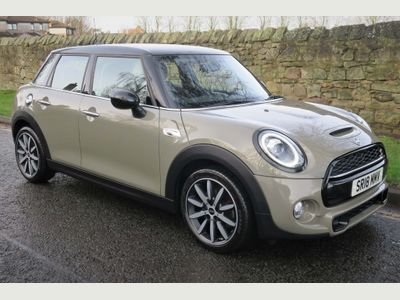 MINI Hatch Hatchback 2.0 Cooper S Steptronic (s/s) 5dr