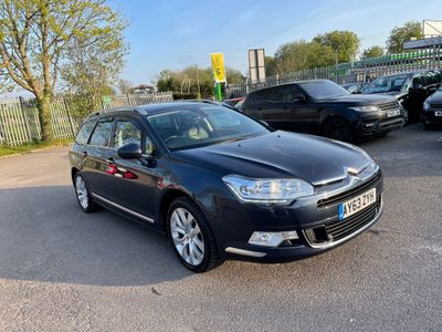 Citroen C5 Estate 2.0 HDi Exclusive (Techno Pack) 5dr