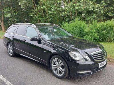 Mercedes-Benz E Class Estate 3.0 E350 CDI BlueEFFICIENCY Avantgarde Auto 5dr