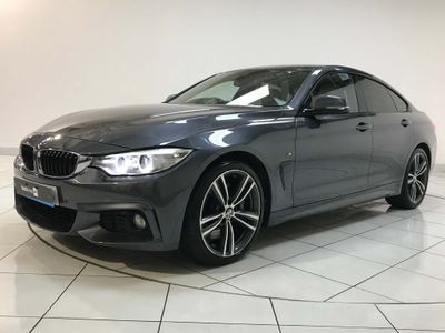 BMW 4 Series Gran Coupe Coupe 3.0 440i M Sport Gran Coupe Sport Auto (s/s) 5dr