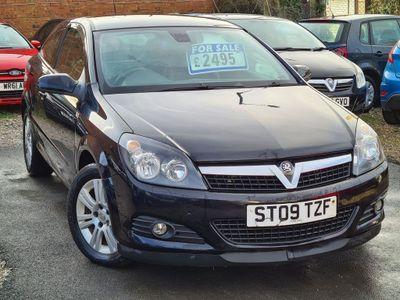 Vauxhall Astra Hatchback Design 16v E4 1.8