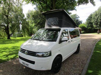 Volkswagen Transporter Van Conversion 2.0 TDI BlueMotion Tech T30 Panel Van 4dr Diesel Manual (SWB) (184 g/km, 113 bhp)