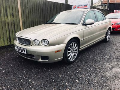 Jaguar X-Type Saloon 2.0 D S 4dr