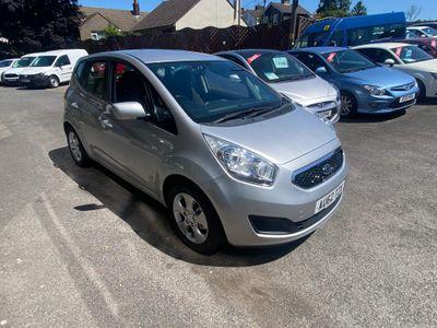 Kia Venga Hatchback 1.4 TD 16v 2 5dr