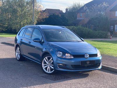 Volkswagen Golf Estate 2.0 TDI BlueMotion Tech GT DSG (s/s) 5dr