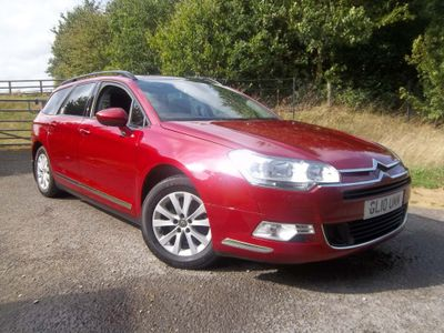 Citroen C5 Estate 1.6 HDi VTR+ 5dr (Nav)