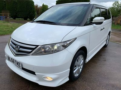 Honda Elysion MPV 3.0i V6 V-tec-8 Seat-Twin E/Door-Rev Cam