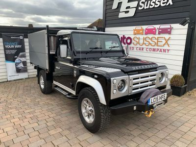 Land Rover Defender 110 Other 2.2 D Pick-Up 2dr (High capacity)