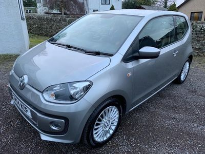 Volkswagen up! Hatchback 1.0 BlueMotion Tech High up! 3dr