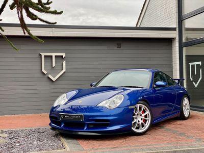 Porsche 911 Coupe 3.6 996 GT3 2dr