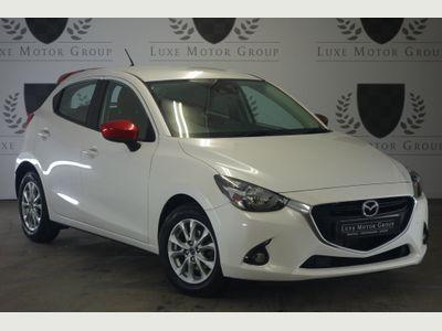 Mazda Mazda2 Hatchback 1.5 SKYACTIV-G Red Edition (s/s) 5dr