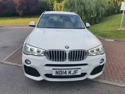 BMW X3 SUV 3.0 30d M Sport xDrive 5dr