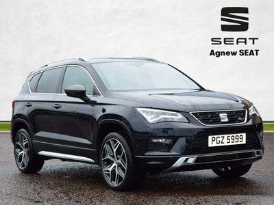 SEAT Ateca SUV 2.0 TDI FR Sport (s/s) 5dr
