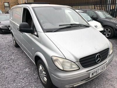 Mercedes-Benz Vito Panel Van 2.1 111CDI Compact Panel Van SWB 5dr