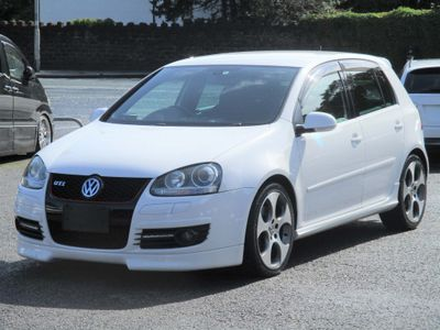 VOLKSWAGEN GOLF Hatchback 2.0 TSI GTI DSG 5 DOOR