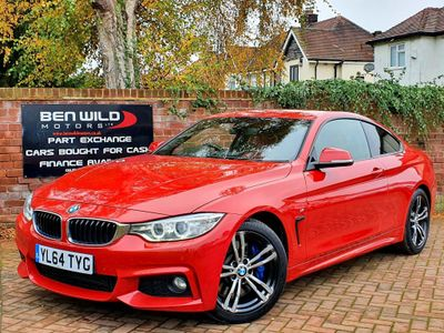 BMW 4 Series Coupe 3.0 435i M Sport 2dr