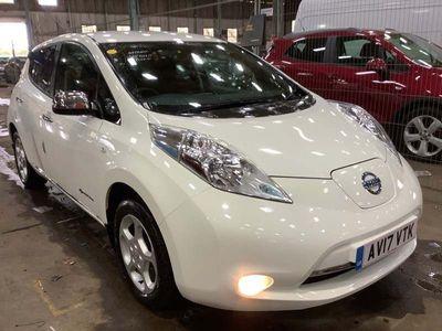 Nissan Leaf Hatchback (30kWh) Acenta 5dr