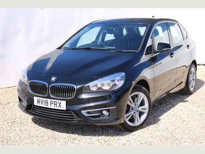 BMW 2 Series Active Tourer MPV 2.0 220d Luxury Active Tourer (s/s) 5dr