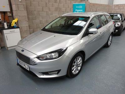 Ford Focus Estate 1.5 TDCi Titanium (s/s) 5dr