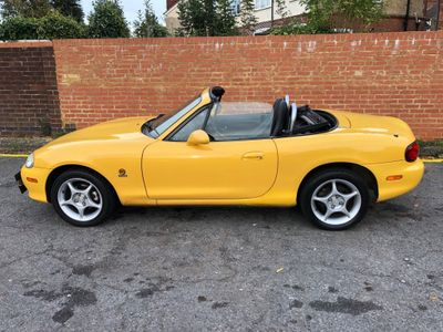 Mazda MX-5 Convertible 1.6 Arizona 2dr