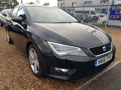SEAT Leon Estate 1.4 EcoTSI FR (Tech Pack) ST (s/s) 5dr