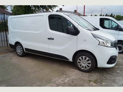 Renault Trafic Panel Van 1.6DCi 125 ENERGY BUSINESS PLUS (AIRCON)