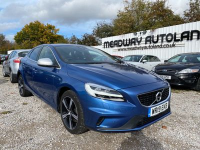 Volvo V40 Hatchback 2.0 T2 R-Design Edition (s/s) 5dr