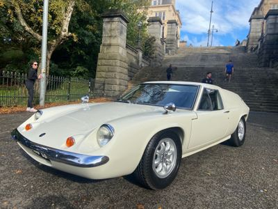 Lotus Europa Coupe 2.0 S 2dr