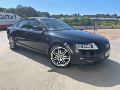 Audi A6 Saloon Saloon 2.8 FSI V6 S line Special Edition Multitronic 4dr