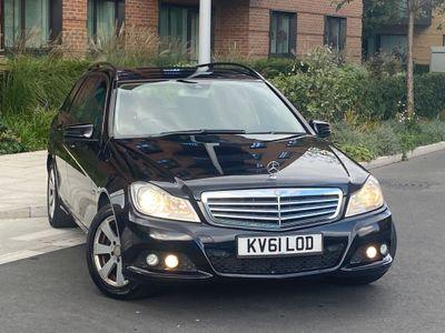 Mercedes-Benz C Class Estate 2.1 C220 CDI BlueEFFICIENCY SE Edition 125 G-Tronic 5dr