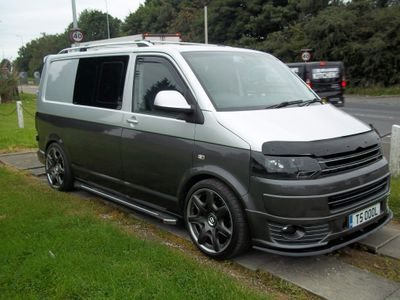 Volkswagen Transporter Combi Van 1.9 TDI T30 Kombi SWB 4dr (SWB)