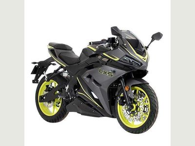 Lexmoto LXS125 Unlisted