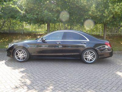 Mercedes-Benz S Class Saloon 3.0 S350 CDI BlueTEC AMG Line SWB Saloon 7G-Tronic Plus (s/s) 4dr