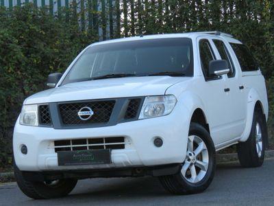 Nissan Navara Pickup 2.5 dCi Visia Double Cab Pickup 4dr (EU5)