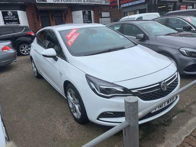 Vauxhall Astra Hatchback 1.6 CDTi ecoFLEX SRi (s/s) 5dr
