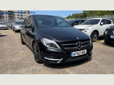 Mercedes-Benz B Class Hatchback 1.6 B180 BlueEFFICIENCY Sport 7G-DCT (s/s) 5dr