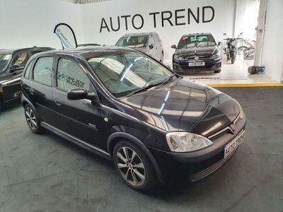 Vauxhall Corsa Hatchback 1.7 DTi 16v Elegance 5dr (a/c)