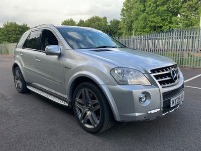 Mercedes-Benz M Class SUV 6.2 ML63 AMG 7G-Tronic 5dr