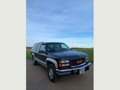 GMC Pickup Unlisted