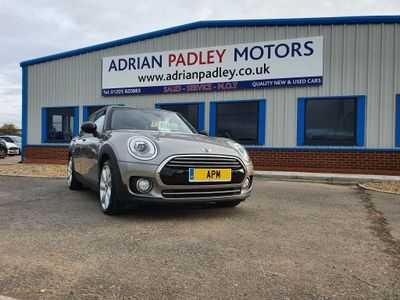 MINI Clubman Estate 2.0 Cooper D Auto (s/s) 6dr