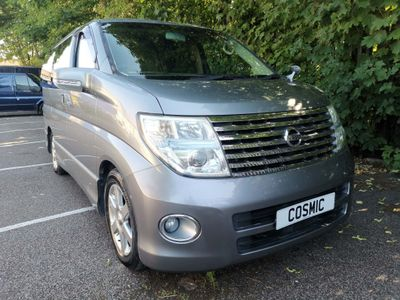 Nissan Elgrand MPV 2.5 AUTOMATIC 8 SEATER HIGHWAY STAR